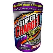 Super Charge Xtreme Laranja 800g - Labrada Nutrition