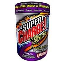 Super Charge Xtreme Uva 800g - Labrada Nutrition
