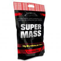 Super Mass - Refil - 3Kg - Nitech Nutrition - Nitech Nutrition