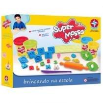Super Massa - Brincando na Escola - Estrela - Estrela