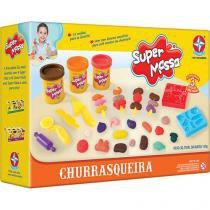 Super Massa Churrasqueira - Estrela -
