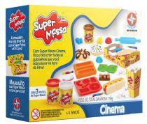 Super Massa Cinema Com 3 Potes de Super Massa - Estrela -