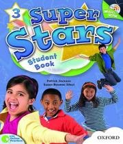 Super Stars 3 - Student Book With Multi-rom Pack - Oxford