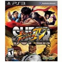 Super Street Fighter 4 Ps3 - Universal
