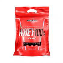 SUPER WHEY 100 1,8kg - CHOCOLATE - Integralmedica