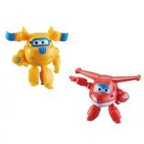 Super Wings Mini Figura Surpresa - Intek - Intek