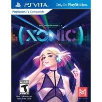 Superbeat: xonic - ps vita - Sony