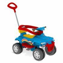 SuperQuad Passeio  Pedal - Bandeirante - 478 - Brinquedos bandeirante