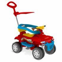 SuperQuad Passeio  Pedal (C. Capota) - 476 - Brinquedos bandeirante