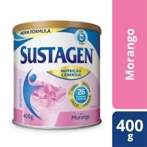 Suplemento Alimentar Sustagen Morango 400g - MEAD JOHNSON