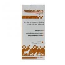 Suplemento AminoCanis Pet 60 comprimidos - Avert -