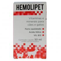 Suplemento Avert Hemolipet - Avert