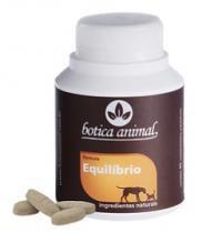 Suplemento Botica Pet Equilíbrio 45 Comprimidos - Botica Pet