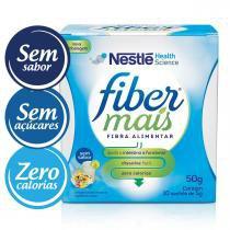Suplemento de Fibras Nestlé Fibermais 10 Sachês de 5g -