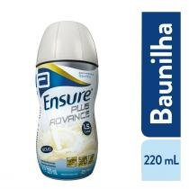 Suplemento Nutricional Ensure Plus Advance Baunilha 220ml -