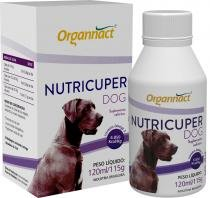 Suplemento Nutricuper Dog Organnact 120 ml - Organnact