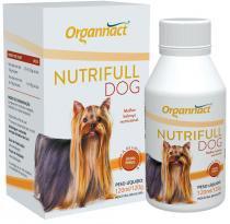 Suplemento Nutrifull Dog Organnact 120 ml -