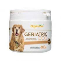 Suplemento Organnact Geriatric Dog 400g -