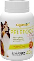 Suplemento Pelefood Dog Tabs Organnact 40 gr -