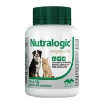Suplemento Vetnil Nutralogic - 60 Comprimidos -