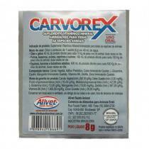 Suplemento Vitamínico com Carvão Ativado Carvorex Pet Alivet - Sachê 8g (251) -