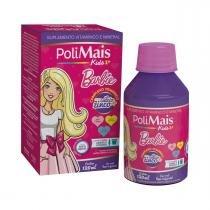 Suplemento vitamínico polimais - barbie tutti frutti 120ml - Biotropic