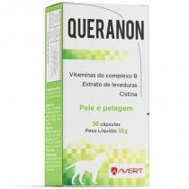 Suplemento vitaminico queranon (30 capsulas) - avert -