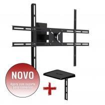 Suporte Articulado para TV LCD/Plasma de 10 a 47 SBRP430 - Brasforma -