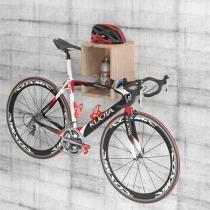 Suporte Bike Nicho Multifuncional Compensado Naval Easy BE Móveis - Be mobiliário