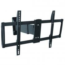 Suporte Brasforma SBRP631 Bi Articulado para TV 3D e Smart TV+ Cabo HDMI grátis -