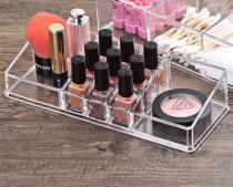 Suporte de Maquiagem Pequeno em Acrilico Organizador 51 - Makesterapia store