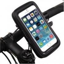 Suporte de Smartphone até 5,5 polegadas para Moto e Bicicleta - Exbom