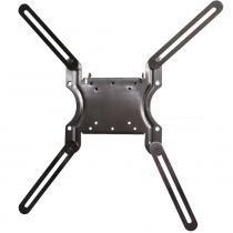 Suporte Efatha Fixo 15 até 55 polegadas Lcd/Plasma/Led/3D Premium Aço Inox -