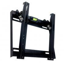 Suporte Inclinável para TV Brasforma Ultra Slim SBRP213 23 a 42 Pol com Cabo HDMI - Brasforma
