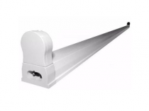 Suporte Lâmpada LED Tubular T5 18w - 1,20M - Iluminim led