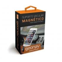 Suporte Magnético universal p/ smartphones Essential-Geonav -