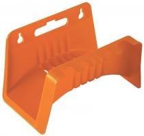 Suporte mangueira parede laranja herc -