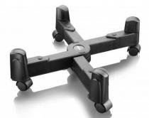 Suporte p/ cpu com rodas - preto - ac019 - Multilaser