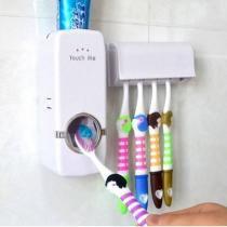 Suporte Para Escova Dispenser De Pasta De Dente Automatico - Astro