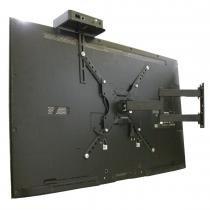 Suporte para tv ou monitor  articulado lcd/plasma/led 10 até 55 - SBRP140 - Brasforma