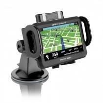 Suporte Universal Multilaser Cp118S GPS e Celular Suporta Entre 5 e 11cm - Multivisão
