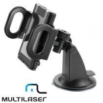 Suporte universal multilaser cp118s para gps ipod iphone pda - Multilaser