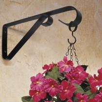 Suporte Vasos 22cm Preto Ref 5262 Viva Garden - BEMFIXA