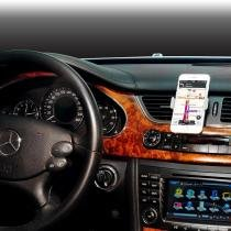 Suporte Veicular Geonav Preto Universal para Smartphone - Geonav