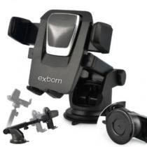 Suporte Veicular Para Celular Gps SP-72 EXBOM -