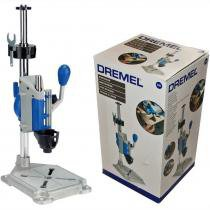 Suporte Vertical Estação de Trabalho para Micro Retífica Dremel 220 - Dremel
