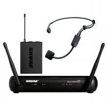 SVX14BRPGA31 - Microfone s/ Fio Headset / Cabeça SVX 14BR PGA31 - Shure - Shure