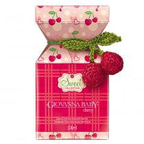 Sweet Collection Cherry Giovanna Baby - Perfume Unissex - Deo Colônia - 100ml - Giovanna Baby