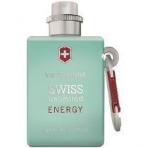 Swiss Unlimited Energy Victorinox - Perfume Masculino - Eau de Cologne - 150ml - Victorinox