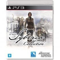 Syberia Complete Collection - PS3 - ps3